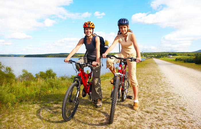 Cycling Tourism Trails in the Gallura